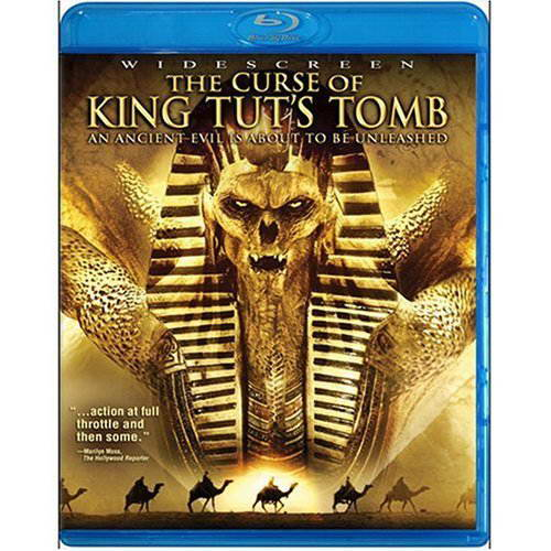 The Curse Of King Tuts Tomb: The Complete Miniseries [Blu